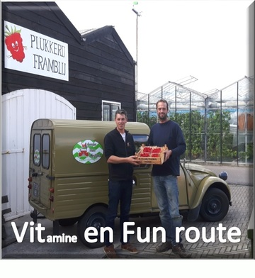 Vit. en fun route